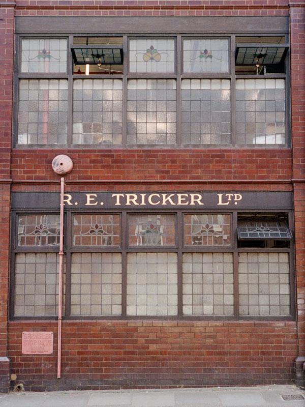 trickers logo
