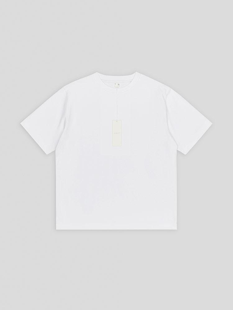 Das Doppelstrick-T-Shirt