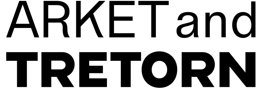 ARKET x TRETORN