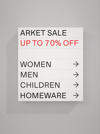 0169f1cfe53e Arket sale, new items added, women, men, children and homeware